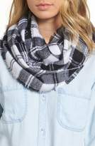 Collection XIIX Women's Plaid Infinity Scarf
