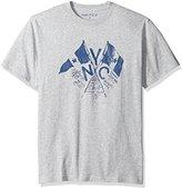 Nautica Men's Sailing Flags Graphic T-Shirt