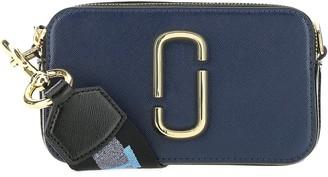 Marc Jacobs The Logo Strap Snapshot Crossbody Bag