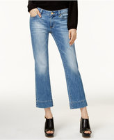 MICHAEL Michael Kors Classic Wash Straight-Leg Carpenter Jeans