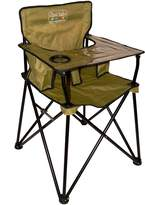 ciao! Baby Portable High Chair, Sage with Carrying Case
