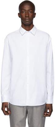 Kenzo White Logo Shirt