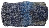 David & Young Women's Spacedye Feather Yarn Headwrap