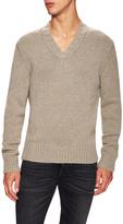 Tom Ford Cashmere Ribbed V-Neck Sweater