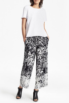 French Connection Crepe Printed Pant