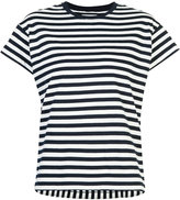 Derek Lam 10 Crosby striped T-shirt - women - Cotton - M
