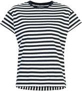 Derek Lam 10 Crosby striped T-shirt - women - Cotton - XS