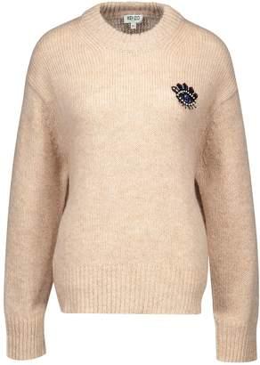 Kenzo Signature wool jumper