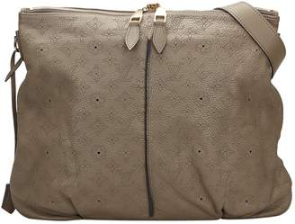 Louis Vuitton Hina Grey Leather Bags