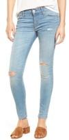 Hudson Women's Krista Ankle Super Skinny Jeans