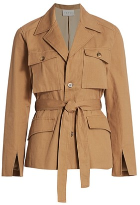 TRAVE Charlotte Military Jacket