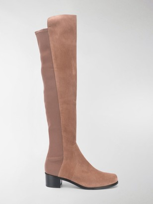 Stuart Weitzman Reserve knee-length boots