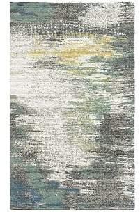 west elm Blurred Landscape Rug