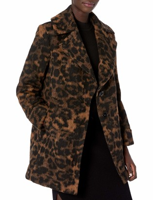 Kensie Women's Casual Wool Coat