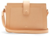 A.P.C. Albane leather cross-body bag
