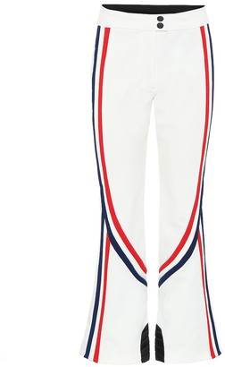 MONCLER GRENOBLE Striped ski pants