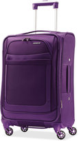 "American Tourister iLite Max 21"" Expandable Carry On Spinner Suitcase"