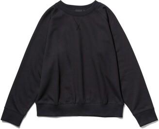 Richer Poorer Raglan Sweatshirt