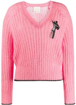 Marco De Vincenzo V-neck jumper