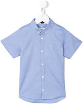 Burberry shortsleeved shirt - kids - Cotton - 6 yrs