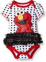 Sesame Street Baby Elmo Tutu Bodysuit