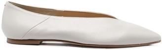 AEYDĒ Pointed Toe Ballerina Shoes