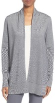 Eileen Fisher Women's Microstripe Cardigan