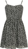 Leopard Party Dress