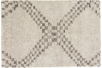 Dash & Albert Zillah Hand-Knotted Rug - Pale Gray pale gray/natural