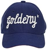 "Golden Goose Deluxe Brand ""Goldeny"" Cotton Canvas Baseball Hat"