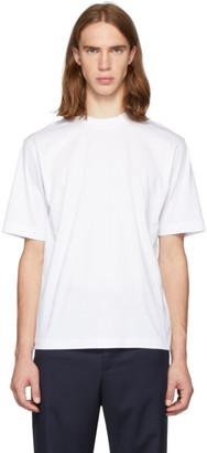 Études White Award T-Shirt