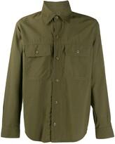 Ami Paris Buttoned Overshirt