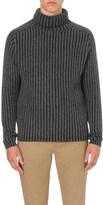 The Elder Statesman Turtleneck cashmere jumper