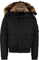 Urban Classics Winter Jacket Black