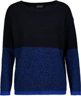 Magaschoni Two-tone cashmere sweater
