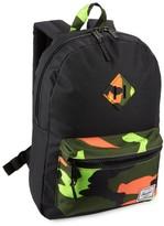 Herschel Camo Heritage Youth Backpack