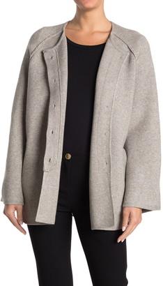 Love Token Ahslynn Bell Sleeve Coat