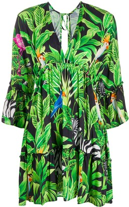 MC2 Saint Barth Neiva beach dress