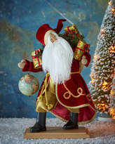 Lynn Haney In the Blink of Eye 30th-Anniversary Santa Figure