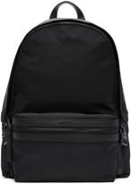 Moncler Black Romeo Backpack