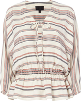 Exclusive for Intermix Jane Tribal Top Stripe S