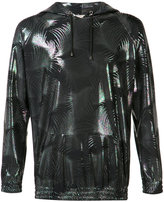 Emiliano Rinaldi metallic palms hoodie