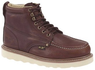 """AdTec Ad Tec Men's 6"""" Goodyear Welt Construction Ankle Boot Brown (Brown Numeric_9)"""