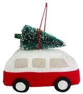 Wondershop Fabric Car with Tree Christmas Ornament - Wondershop