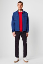 French Connenction Technical Harrington Jacket