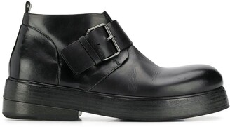 Marsèll buckled ankle boots