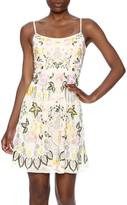 Needle & Thread Sequin Blush Dress