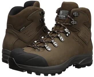 Scarpa Kailash Plus GTX (Dark Brown) Women's Shoes