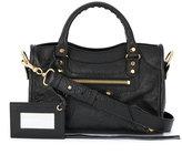 Balenciaga Classic Mini City bag - women - Leather - One Size