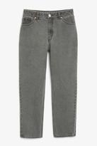 Monki Taiki grey jeans